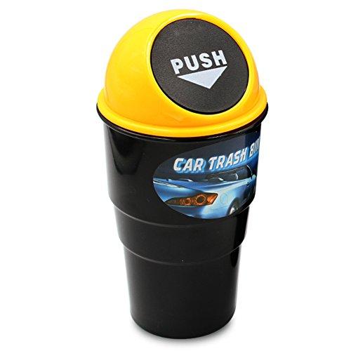 car trash vehicle storage binMulti-function mini trash can-A