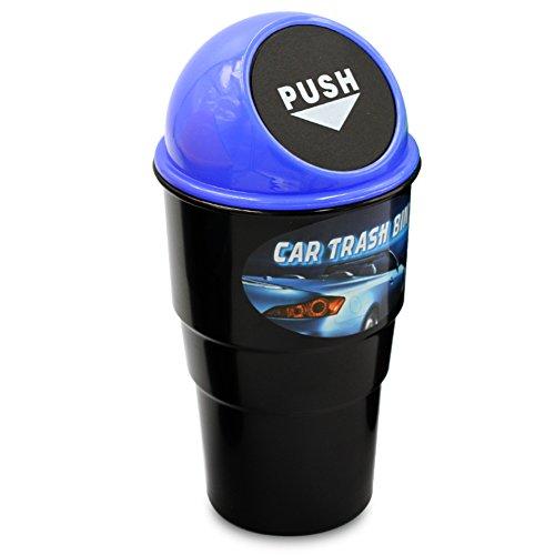 car trash vehicle storage binMulti-function mini trash can-C
