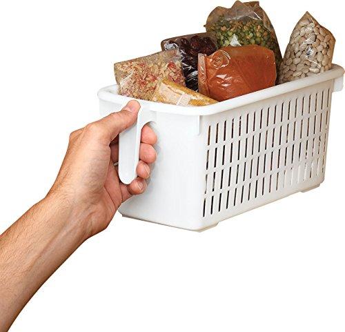 Miles Kimball Storage Basket With Handle