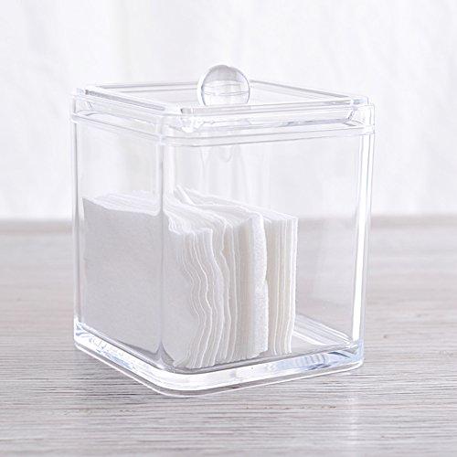 simple transparent storage box plastic covered storage boxDust rectangular arrangement box
