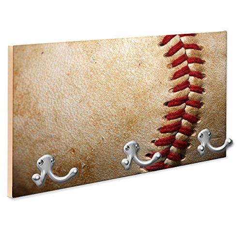 Baseball Grunge Decorative Coat Hanger