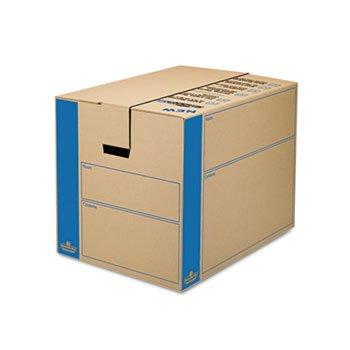 SmoothMove MovingStorage Box Extra Strength Large 18w x 24d x 18h Kraft