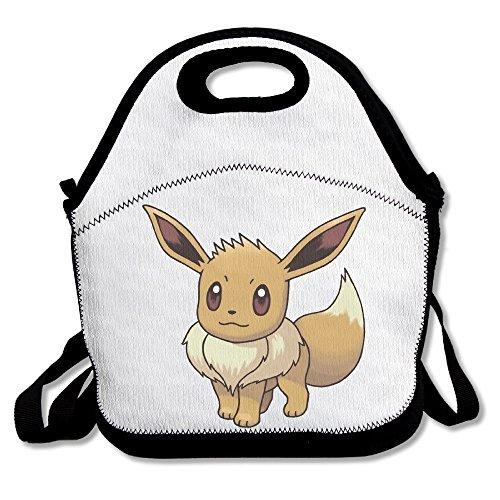Funyoobag Eevee Normal Pokemon Lunch Bag Mom Bag