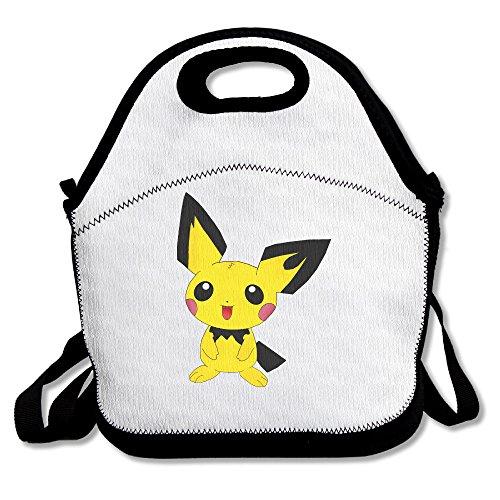 Funyoobag Pichu Electric Pokemon Lunch Bag Picnic Box