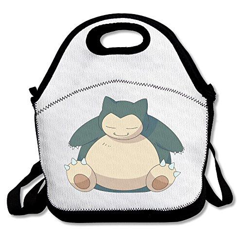 Funyoobag Snorlax Normal Pokemon Lunch Bunch Mom Bag