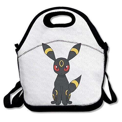 Funyoobag Umbreon Dark Pokemon Lunch Bunch Carry Bag