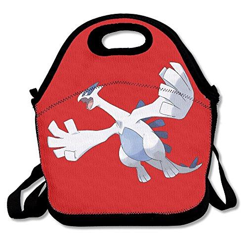 TRYdoo Pokemon Handbag Lunch Bags Snack Bags