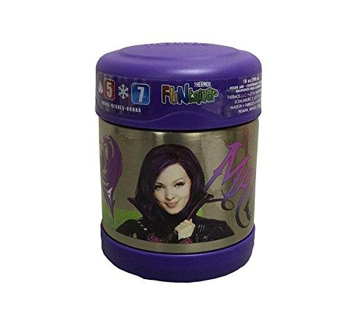 DESCENDANTS Thermos Funtainer Disney 10 oz Food Jar