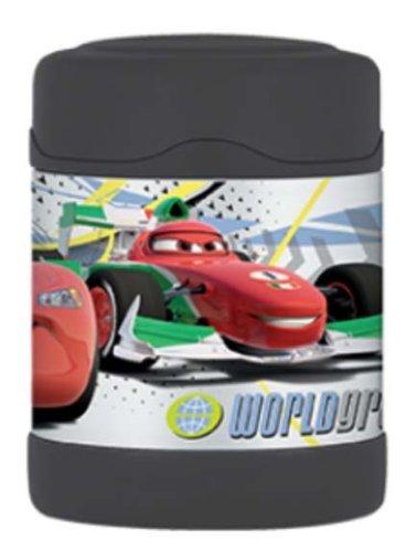 Funtainer Disney Pixar Cars 2 World Grand Prix Food Jar
