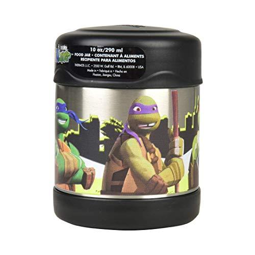 Thermos Funtainer 10 Ounce Food Jar Teenage Mutant Ninja Turtles