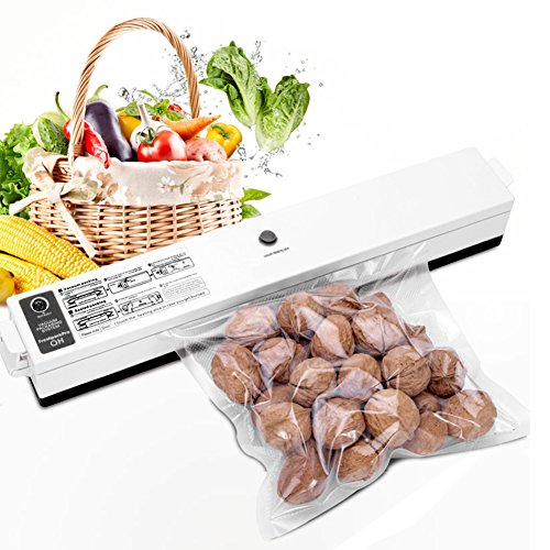 Mini Vacuum Sealing MachineFood Packaging Preservation Device B&T Handheld Simple Fast Contains 15 Packaging Bags