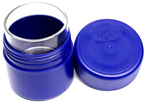 Satchmo Smell Proof Portable Container Indigo Blue