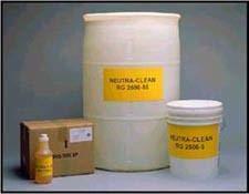 Neutra-Clean Industrial Battery Cleaner - case of 12 Quart Bottles wSprayer
