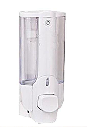 Bathroom wall hanging plastic dispenser hand Sanitizer bottlessoap dispenser SOAP-A