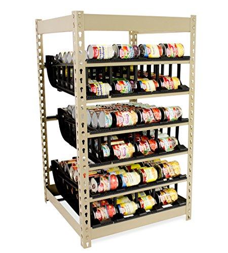 FIFO Can Rack 200 - Food Storage organizerrotaterdispenser