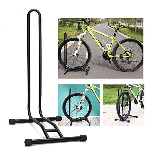 Fran_store Bike Bicycle Floor Parking Rack Storage Stand