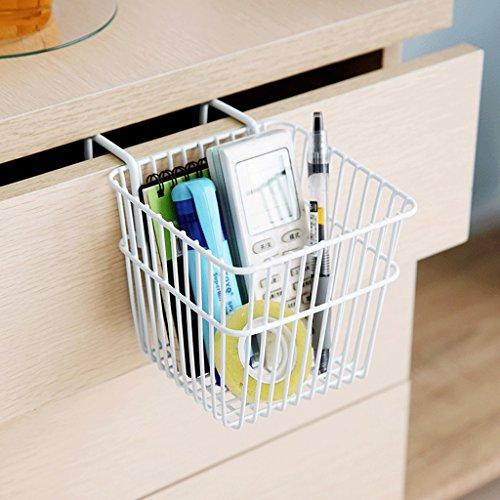 Desk Dormitory Bedside Hanging Basket Kitchen Storage Shelf Bathroom Multi-purpose Shelf Storage Basket