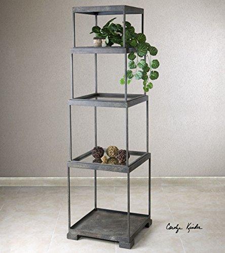 Adjustable Standing Shelves Stacking Cubes  Bookshelf Etagere