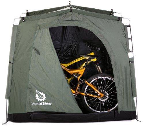 YardStash II Outdoor Bike Storage Garden Storage and Pool Storage