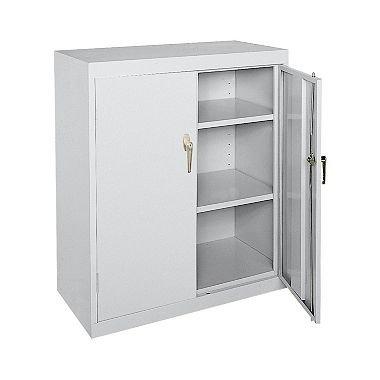 Sandusky Welded Steel Storage Cabinet 36W x 18D x 42H