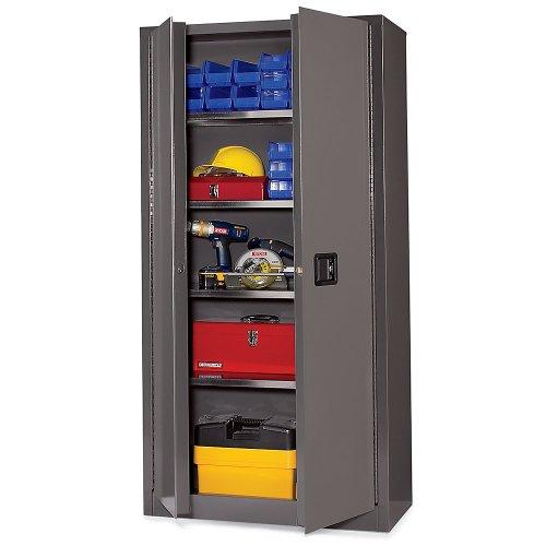 Securall Heavy-Industrial Cabinet - 36X24x72 - Beige - Beige