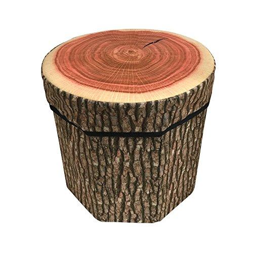 Creative Motion 22094-6 DIY Kids Tree Trunk Storage Box