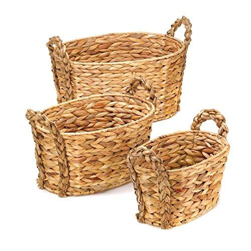 Storage Wicker Baskets Small Medium And Large Storage Baskets Bins