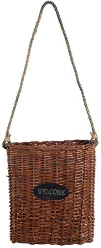A&B Home Wicker Basket Large