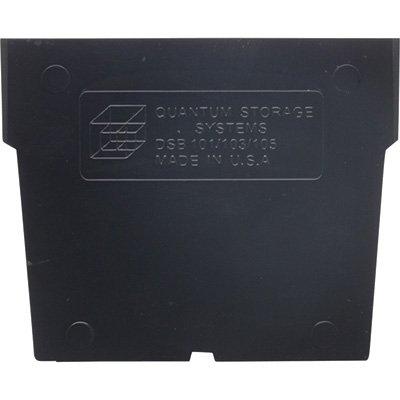Quantum Storage Economy Shelf Bin Dividers Pack of 50