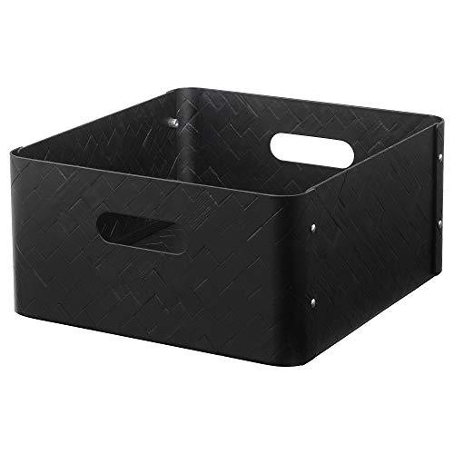 IKEA 90420657 Bullig Box Black