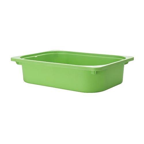 Ikea 3 packs Storage box green