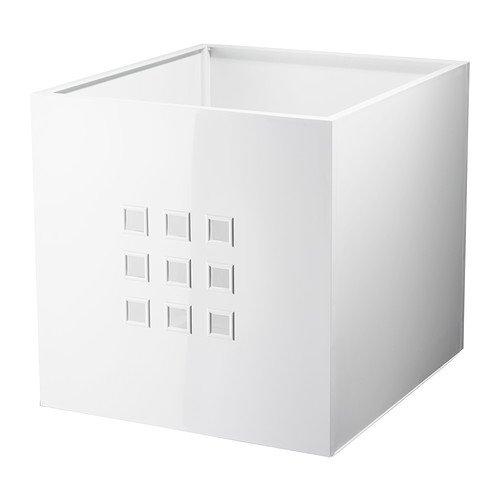 Ikea Storage Box white 621014235818