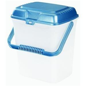 Rubbermaid Home FG696204ROYBL 22 Gallon Plastic Food Canister