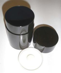 1 X Japanese Airtight Plastic Tea Container Bottle Jar 5474