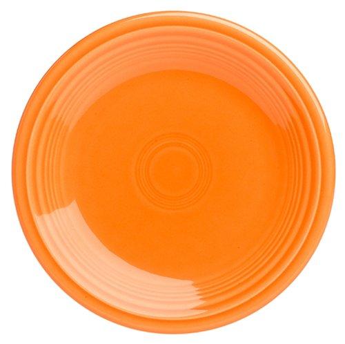 Fiesta Tangerine Large Canister 3 Quarts