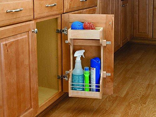 Rev-A-Shelf 4SBSU-18 Under Sink Storage Shelving System - WoodWire