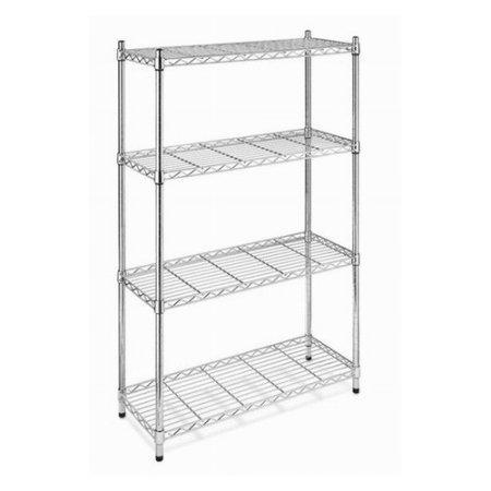 Work Choice 4 - Shelf Metal Storage Rack