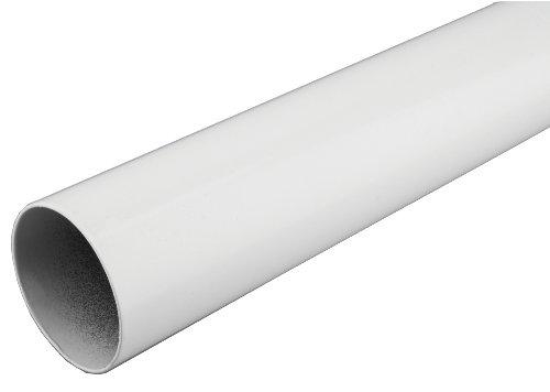 John Sterling 0018-8 Closet Pole 8 White