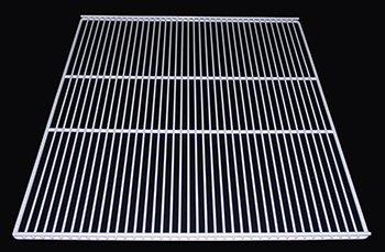 True 892545 Tg1Pt White Wire Shelf