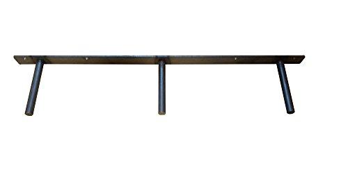 32 Floating Shelf Heavy Duty Solid Steel Bracket- For 36  Shelves