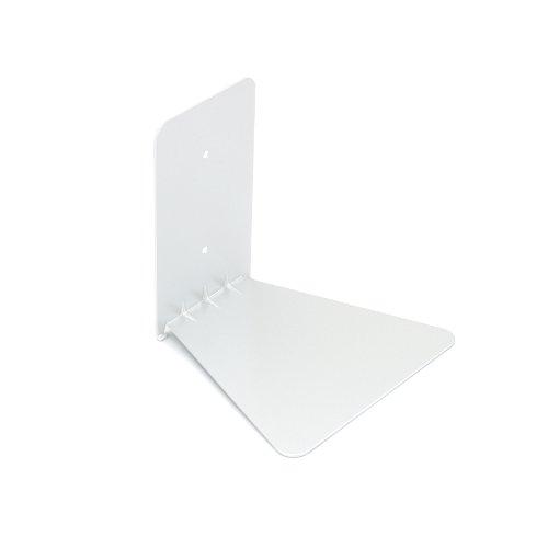 Umbra Conceal Floating Bookshelf Small White