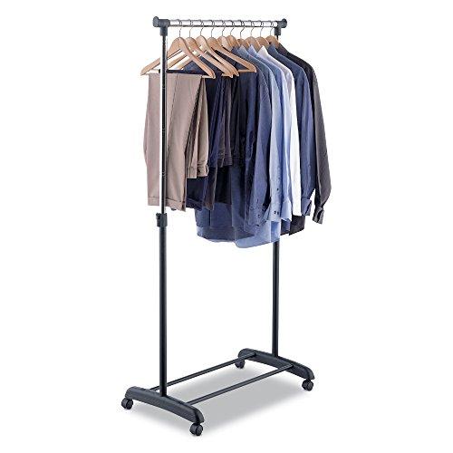 Organize It All Adjustable Garment Rack
