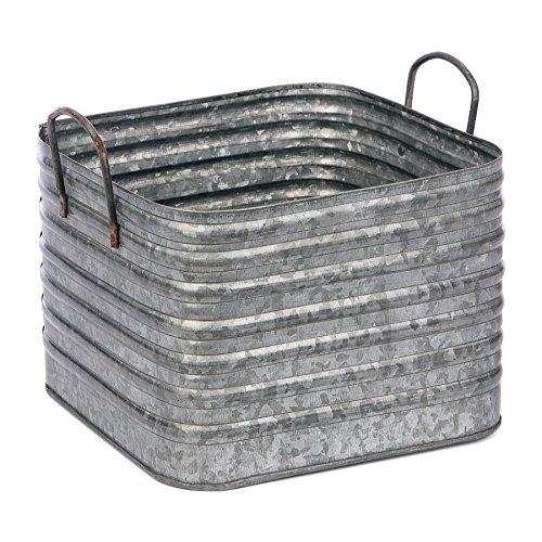 Skalny 3155 Rectangle Metal Storage Tub