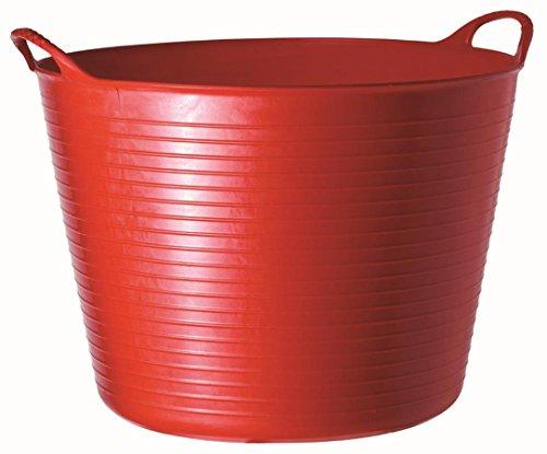 Tubtrugs SP42R 105-Gallon Storage Bucket Red