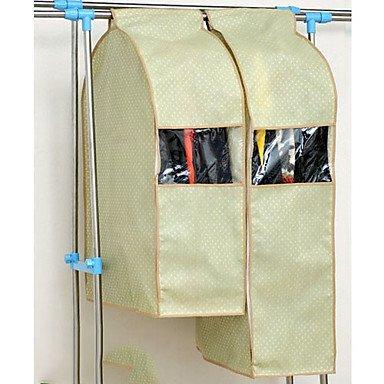 BuW Modern Beige Stars Suit Storage Bag Beige