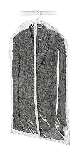 Whitmor 6044-290 Hanging Suit Bag Set of 2