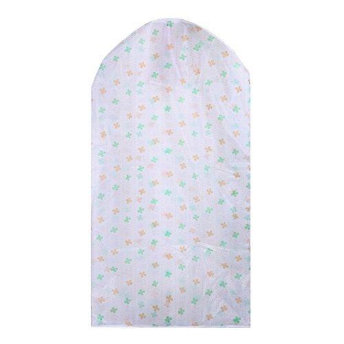 GreensunTM Large Capacity Cloth Hanging Suit Coat Dustproof Cover Protector Wardrobe Storage Bag 6030110cm Type B