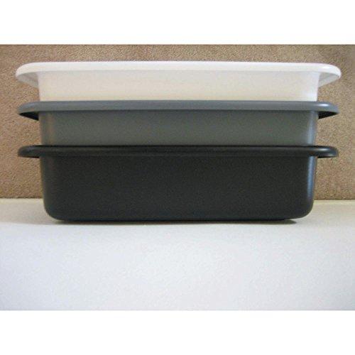 Tough Guy Plastic Tub 16W x 22L x 5D White