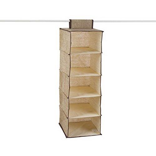 fengg3061shann Cloth hanging storing hang the bag the bag Closet Wardrobe drawers finishing laundry bag storage bag Guadai wardrobe bag Guadai wardrobe Sack bag Guadai