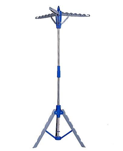 Fashine Standing Coat Rack Hat Hanger Holder Hooks for Jacket Umbrella Tree Stand with Base 11 Hooks Rack